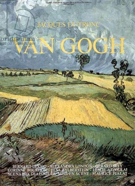 Van Gogh de MauricePialat avec Jacques Dutronc 1991