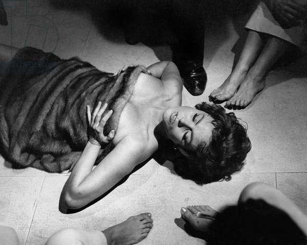 La Dolce Vita de FredericoFellini avec Nadia Gray 1960 (Palmed'or1960)