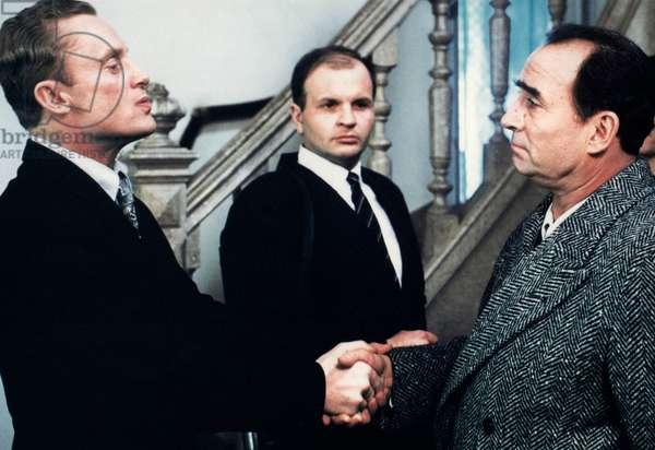 L'Orchestre rouge de Jacques Rouffio, d'après un roman de Gilles Perrault, avec Daniel Olbrychski, Claude Brasseur, 1989