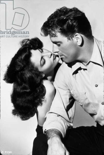Les Tueurs de RobertSiomak avec Ava Gardner et Burt Lancaster, 1946