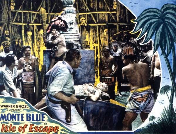 Isle of Escape de Howard Bretherton avec Monte Blue 1930