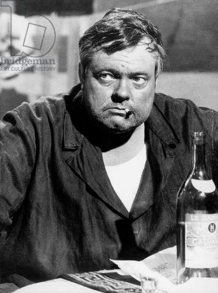 Le genie du mal Compulsion avec Orson Welles 1959