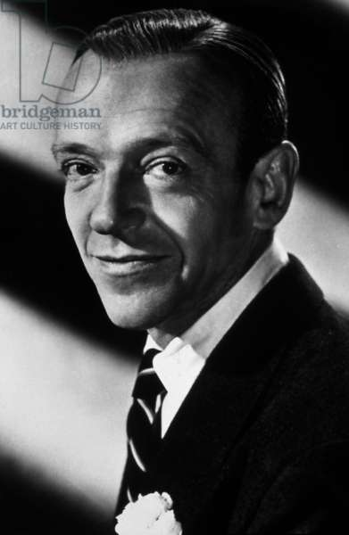 American actor Fred Astaire (1899-1987)