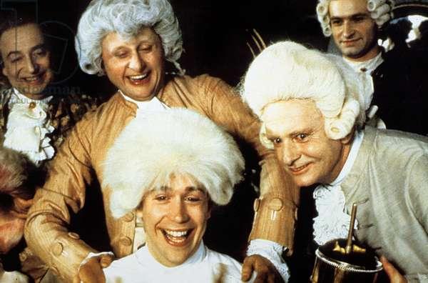 AMADEUS de MilosForman avec Tom Hulce (WolfgangAmadeusMozart) 1984