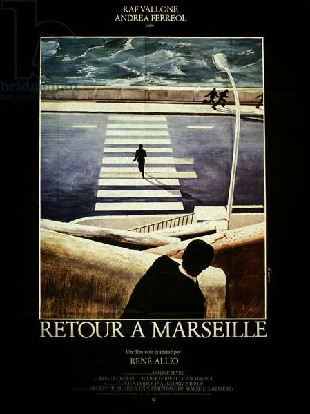 Back to Marseille