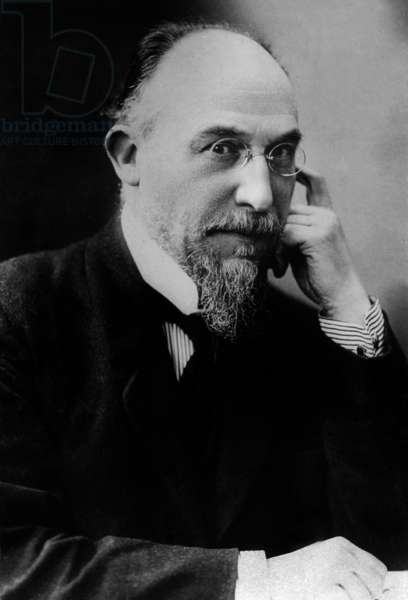 Erik Satie (1866-1925) French composer
