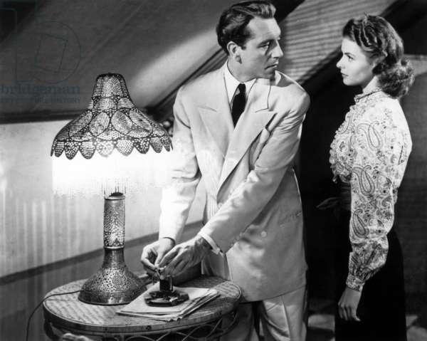 Casablanca de Michael Curtiz avec Ingrid Bergman et Paul Henreid 1942