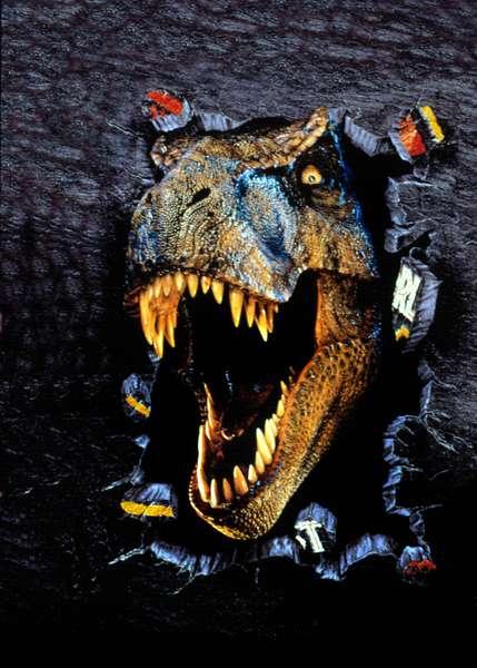 Le Monde perdu : Jurassic Park LOST WORLD : JURASSIC PARK II 2 de Steven Spielberg 1997