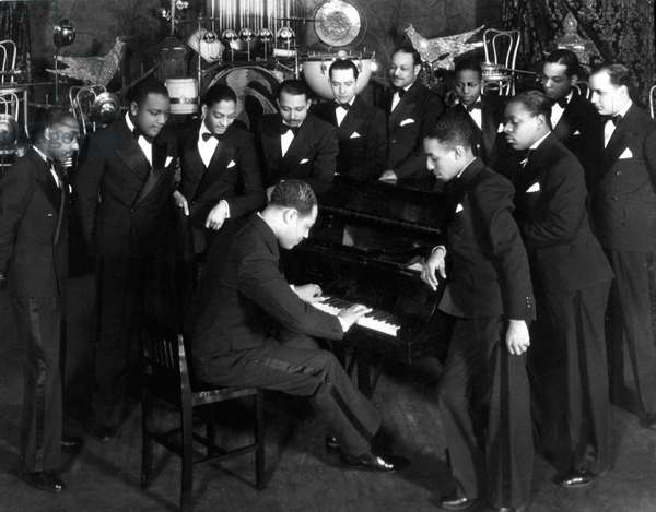 Duke Ellington and the Cotton Club Orchestra, 1931