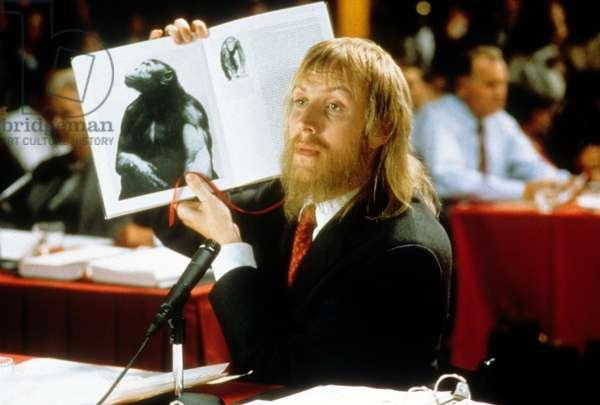 Human Nature de MichelGondry avec Rhys Ifans 2001