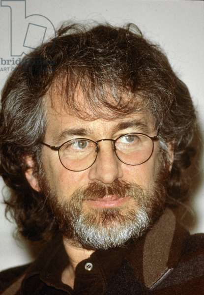 The maker Steven Spielberg in 1991