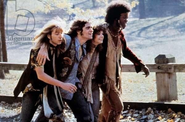 Hair de Milos Forman avec Don Dacus, Treat Williams, Annie Golden, Dorsey Wright 1979