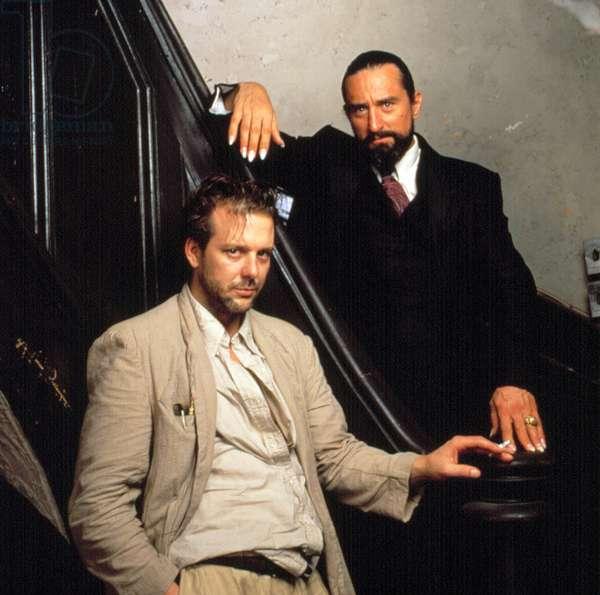 Angel Heart, aux portes de l'enfer de Alan Parker avec Robert De Niro et Mickey Rourke 1987