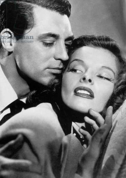 L IMPOSSIBLE MONSIEUR BEBE (BRINGING UP BABY) de HowardHawks avec Cary Grant, Katharine Hepburn, 1938