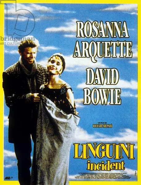 The Linguini Incident de Richard Shepard avec Rosanna Arquette et David Bowie 1991