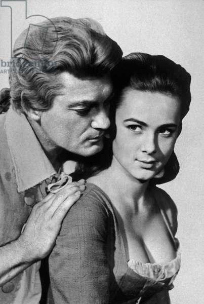 La Tour, prends garde! de Georges Lampin avec Jean Marais et Eleonora Rossi Drago 1958