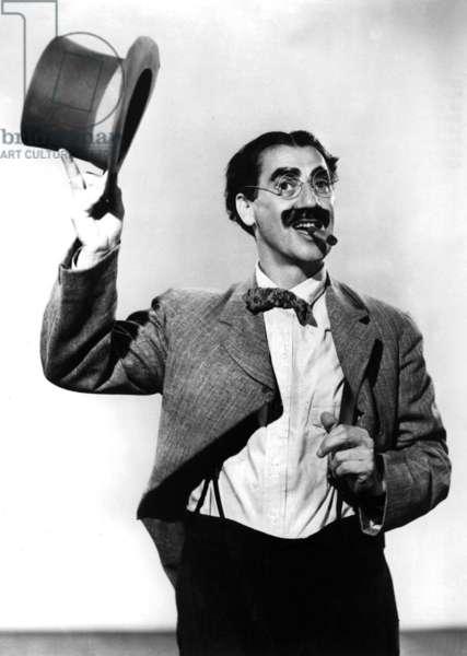 GO WEST by Edward Buzzell with Groucho Marx, 1940