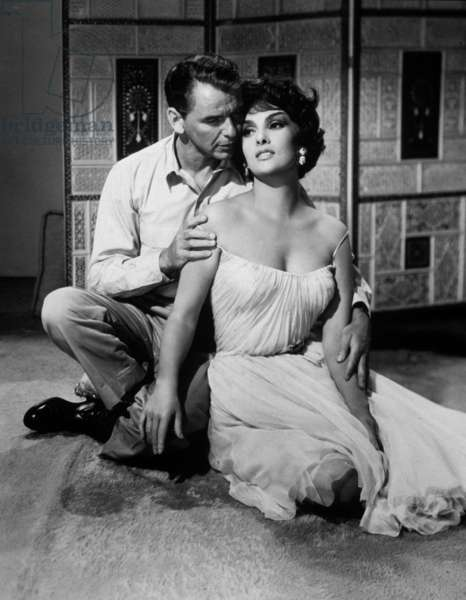 La proie des vautours NEVER SO FEW de JohnSturges avec Frank Sinatra, Gina Lollobrigida, 1959