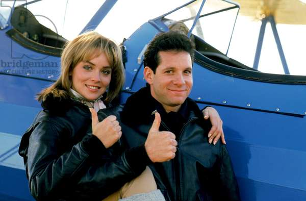 Police Academy 4: Citizens on patrol de JimDrake avec Sharon Stone et Steve Guttenberg, 1987
