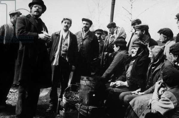 Les camarades de Mario Monicelli avec Marcello Mastroianni 1963