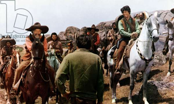 Les colts des sept mercenaires Guns of the Magnificent Seven de PaulWendkos avec Reni Santoni 1969