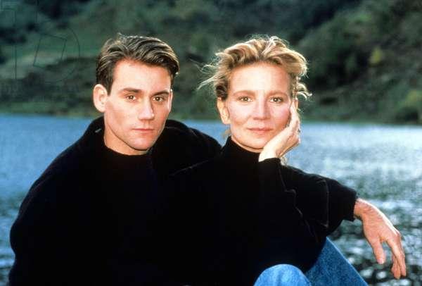 La Lumiere du lac de FrancescaComencini avec Nicole Garcia et Wadeck Stanczak 1987