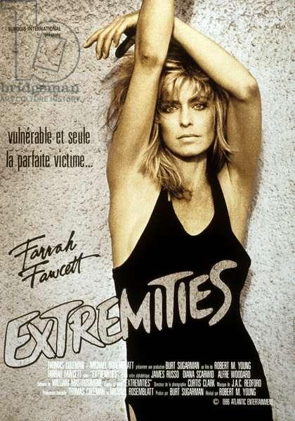 Extremities de Robert M Young avec Farrah Fawcett 1986