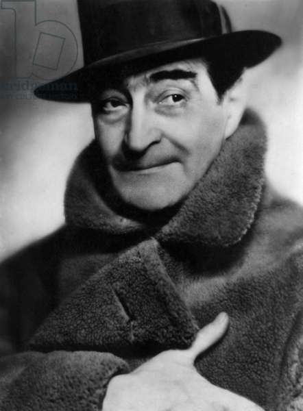 Max Dearly (Lucien Paul Marie-Joseph Rolland 1874-1943) French comedian c. 1920