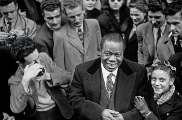 Louis Armstrong in the Latin Quarter 1948