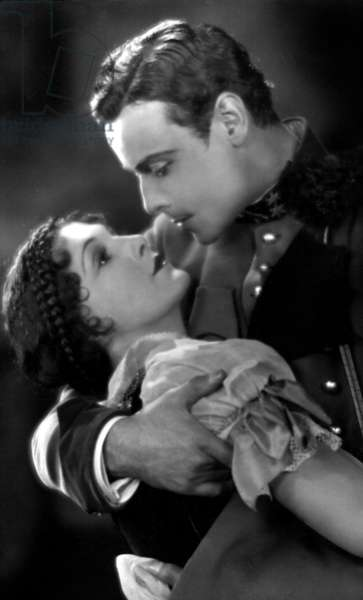 The Blue Danube de PaulSloane avec Leatrice Joy, Nils Asther, 1928