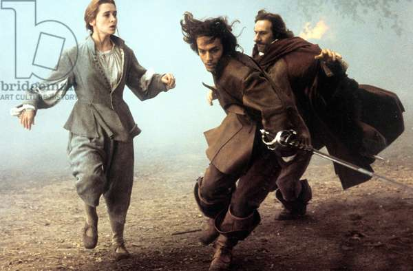 Cyrano de Bergerac, directed by Jean-Paul Rappeneau, 1990 (film still)