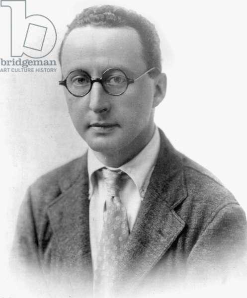 Jerome Kern (1885-1945) American composer c. 1925