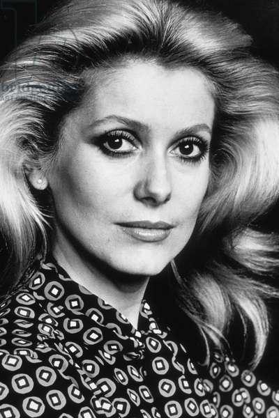 Catherine Deneuve 1970s