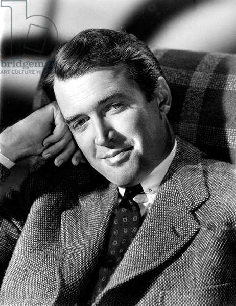 American Actor James Stewart (1908-1997) c. 1946