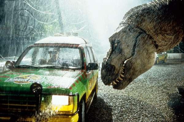 Jurassic Park de StevenSpielberg 1993 (d'apres MichaelCrichton)