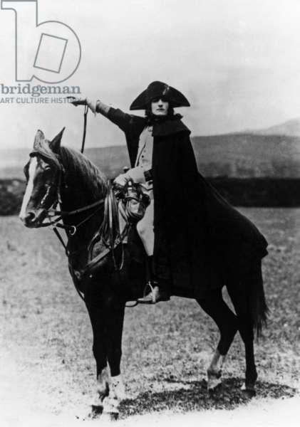 Napoleon Bonaparte de AbelGance avec Albert Dieudonne 1927 Film muet