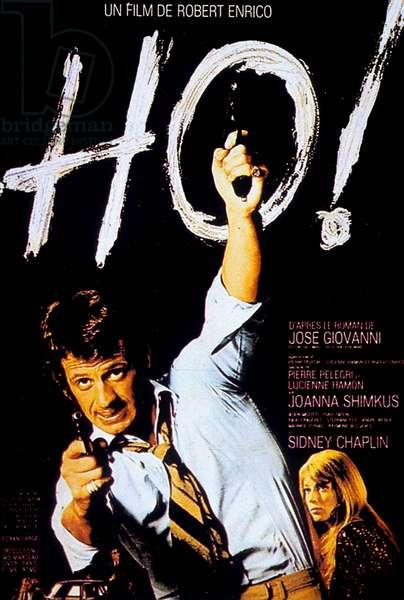 Ho! de Robert Enrico avec Jean-Paul Belmondo de 1968