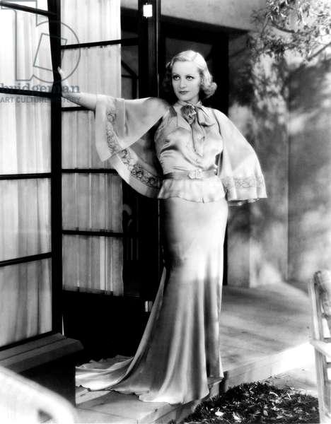 American Actress Joan Crawford (1904-1977) c. 1932