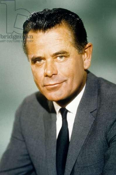 Glenn Ford (ne Gwyllyn Ford, 1916 - 2006), American Actor.