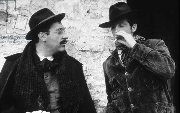 Le mauvais chemin La Viaccia de MauroBolognini avec Jean-Paul Belmondo et Romolo Valli 1960
