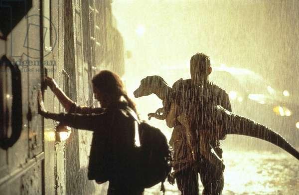 Le Monde perdu : Jurassic Park THE LOST WORLD: JURASSIC PARK 2 de Steven Spielberg avec Julianne Moore, Jeff Goldblum, 1997