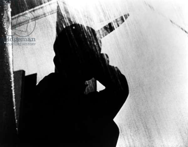 Psychose (Psycho) de AlfredHitchcock avec Anthony Perkins, 1960