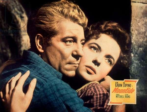 Moontide de ArchieMayo avec Jean Gabin et Ida Lupino 1942