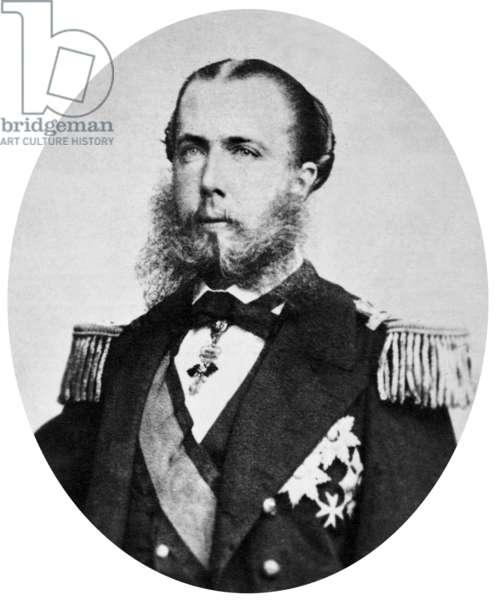Ferdinand Maximilian Joseph, archDuke of Austria (1832-1867) emperor Maximilien 1st of Mexico in 1864-1867