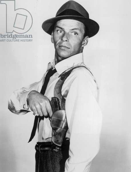 Tony Rome de GordonDouglas avec Frank Sinatra 1967