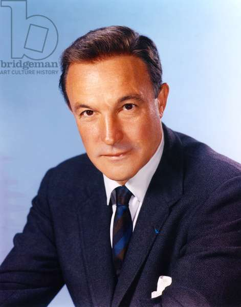 Gene Kelly, born Eugene Curran Kelly (1912-1996), American Actor, Singer, director and dancer. c. 1958.