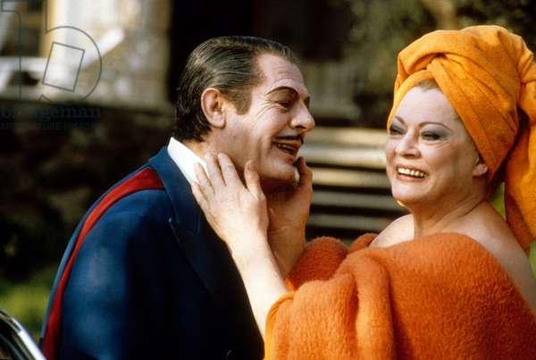 Intervista de FedericoFellini avec Anita Ekberg et Marcello Mastroianni 1987