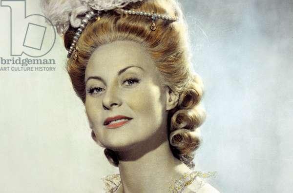 Marie Antoinette reine de France de JeanDelannoy avec Michele Morgan 1956