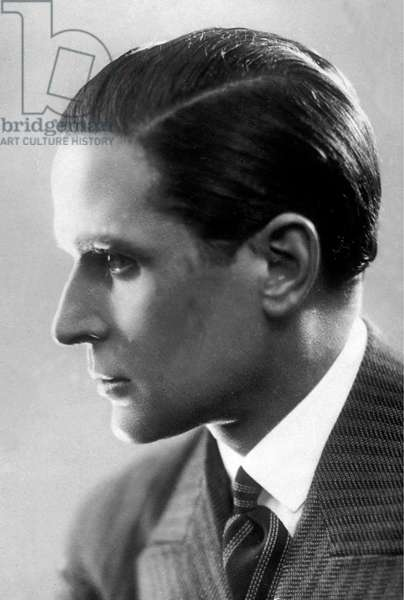 French Actor Pierre Blanchard (1892-1963) c.late 20's