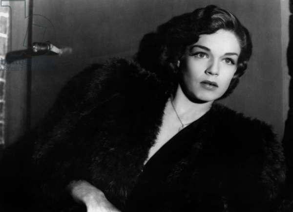 Dedee d'Anvers WOMAN OF ANTWERP de Yves Allegret avec Simone Signoret 1948